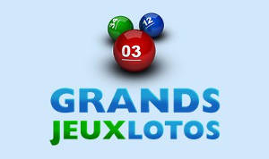 Grand jeux lotos logo